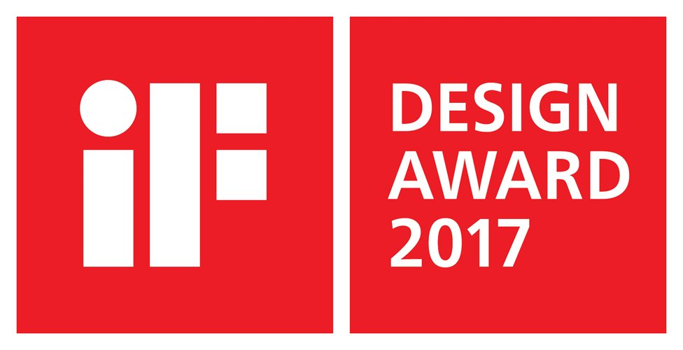 IF Design Award logo Winner 2017 Scandinavian Butler byACRE